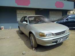 Toyota 110 kap manual clean 240k