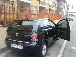 polo 1.4 2007 model petrol for sale