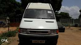 For sale iveco long bus for carrying load for sale