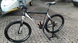 """Mongoos Carbon Fame Large 26"""" MTB for Sale or Swop for road biycle"""