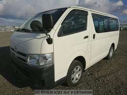 Toyota hiace matatu 7l 2010 new model, petrol finance terms available