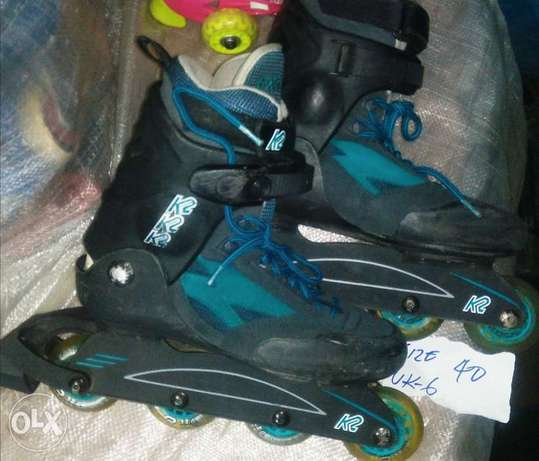 skate shoes for sale all sizes Shauri Moyo - image 1