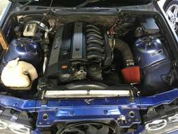 Bmw e36 328i unfinished project
