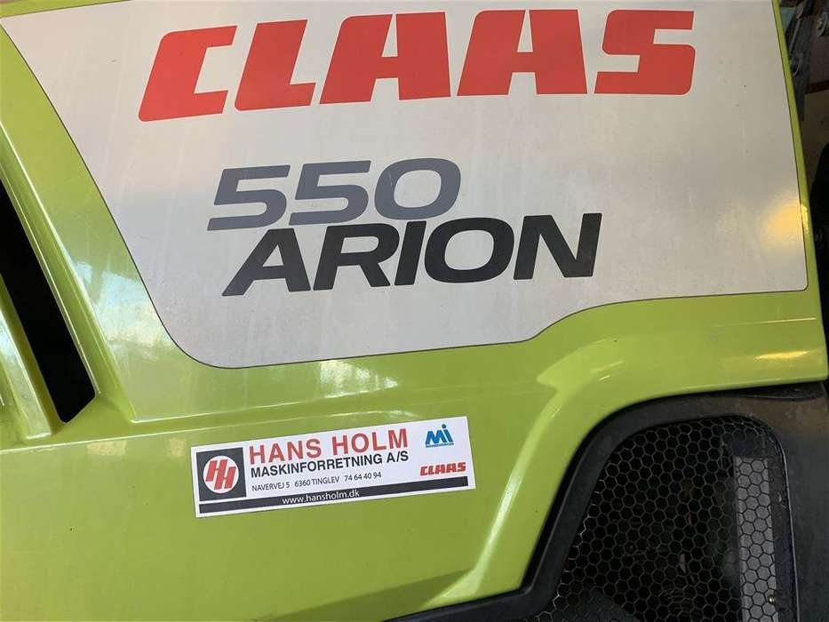 Claas Arion 550 C-matic - 2015 - image 4