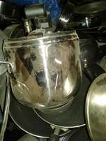 Used Non Stick Sufuria for Wholesale