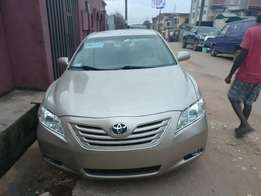 Very clean tokunbo Toyota Camry 2009 model for sale