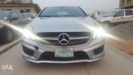 Super clean CLA Mercedes-Benz 2014 bearly used