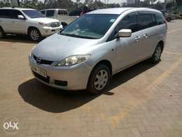 A very well maintained 7seater Mazda premacy