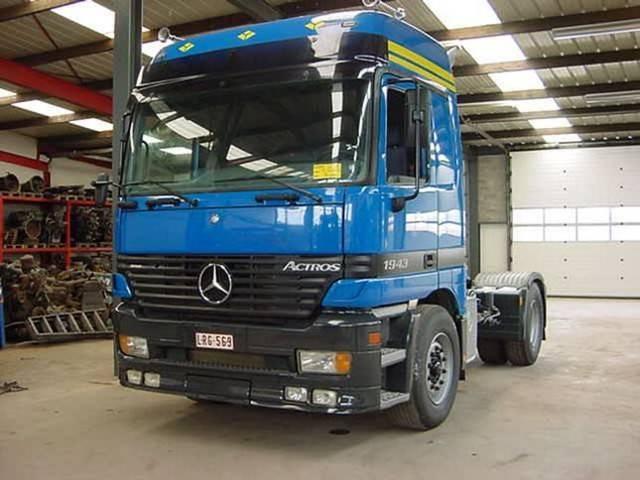 Mercedes-Benz 1943 Ls Actros 4x2 - 1999