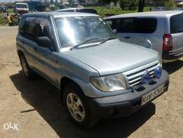 Mitsubishi Pajero io in good condition, Automatic