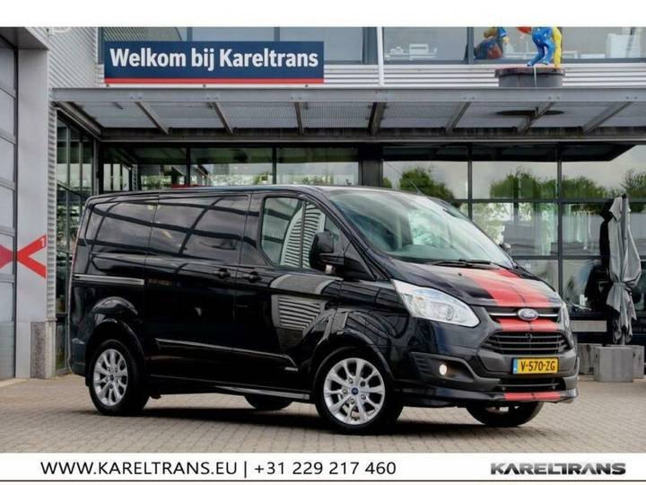 Ford Transit Custom 290 2.2 TDCI 155 | Sport | Kasten - 2014