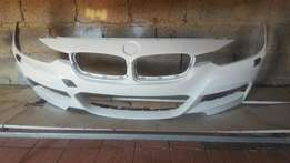 BMW f30 front bumpers.