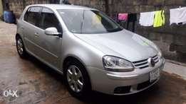 Clean 2006 Volkswagen Golf 5