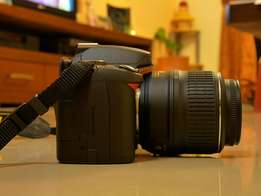 NEW: Nikon D60 with all accessories