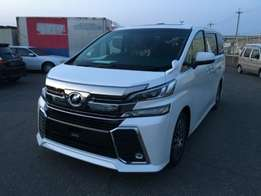 Toyota velfire 2017 brand new, very luxurious, finance terms accepted