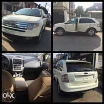 Few Months Used 2008 Ford Edge SEL