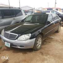 Registered Mercedes Benz S320 (First Body) - 2006