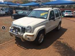 2004 Jeep Cherokee 2.8 Crd Limited A/t