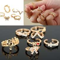 Midi rings for sale. Both wholesale and retail price.