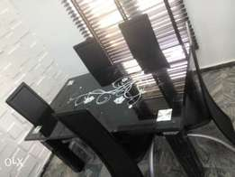 Brand New Executive Glass Dining Table