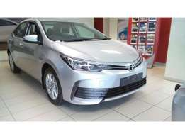 2017 Toyota Corolla 1.8 Exclusive for sale