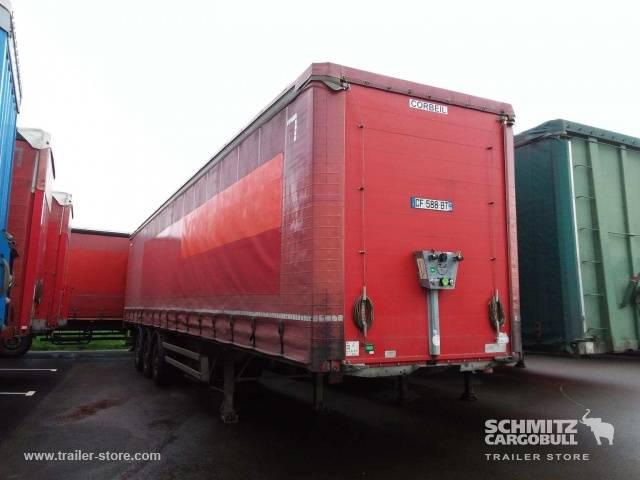 Samro Semitrailer Rideaux Coulissant Standard - 2010