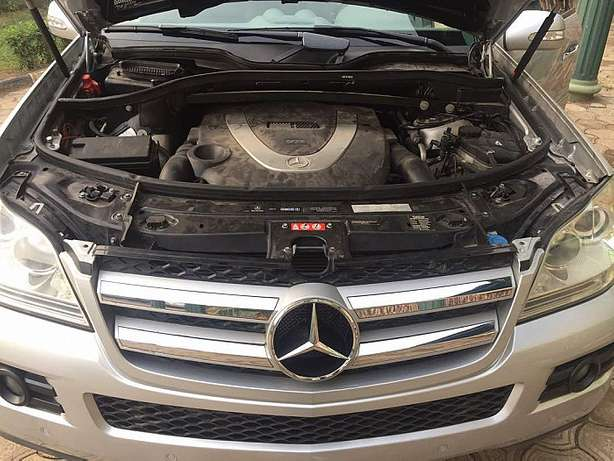 Foreign Used Mercedes Benz GL450 (2007) Ogba - image 3