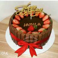 Valentines Cake Offer by Faiza