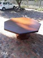 8 seater dinning room table