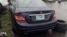Like TOKS regd buy and drive BENZ C300 for sale...