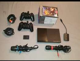 Playstation 2 and singstar