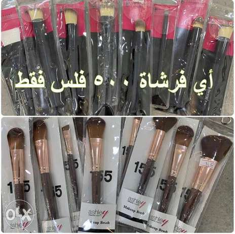 makeup brush soft hair for 500 fils only