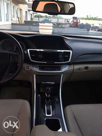 Not Registered Clean 2013 Honda Accord. (THUMBSTART) Lekki - image 4
