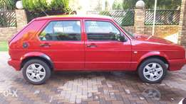 Very Clean Red 2005 1.4i Citi Gholf Potchefstroom