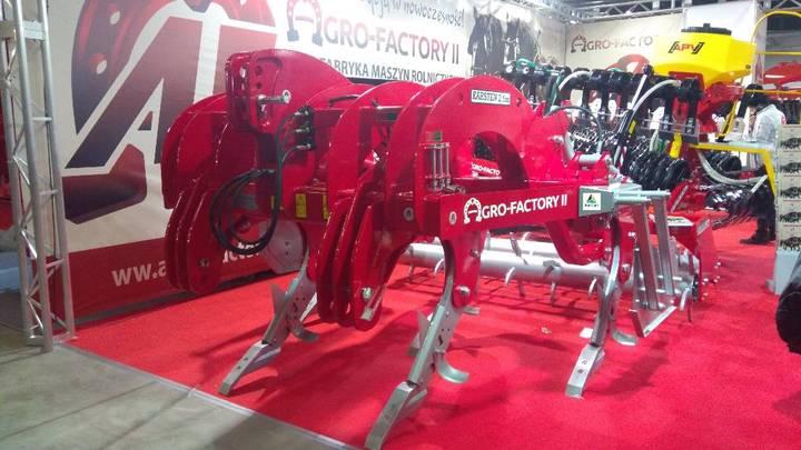Agro-Factory Karsten 2,5m Subsoiler / Chisel Plow + Pin Roller - 2019