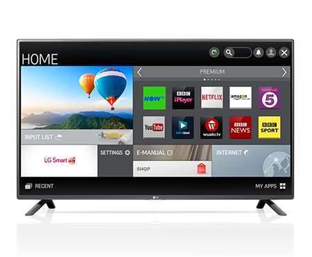 LG 43 inch Smart LED TV 43LH602V ,Web OS 3.0,Free Delivery Nairobi CBD - image 2