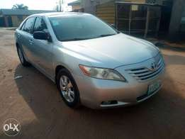 Neatly Used Toyota Camry muscle 2007. for quick sale.