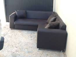 Couch- synthetic L shape