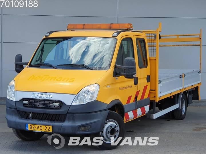 Iveco Daily 70C15 3.0 DOKA DC AUT Klima AHK Airco Dubbel cabine... - 2012
