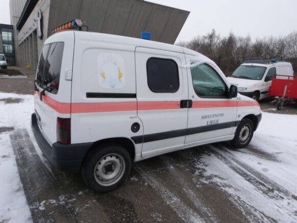 Peugeot Partner - 2002
