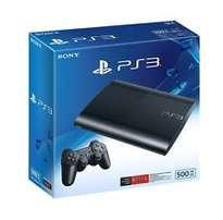 Playstation PS3 500 GB Brand New In Box, Netflix Ready! + FREE GAME!