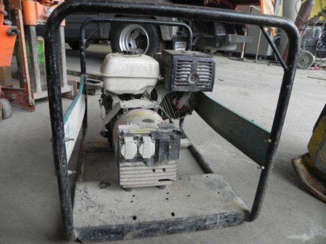 Stromerzeuger Eisemann G4000P Universal - 1905 - image 2