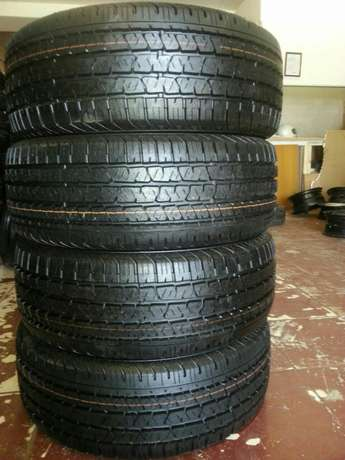 265/60R18 Contnental tyres and mags 18 inch for Ford Ranger on sale. Pretoria West - image 5