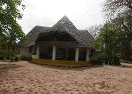 2 Bedroom House In A 2 Acre Lot For Sale In Malindi
