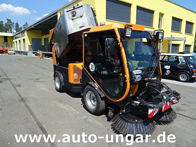 Bucher Nilfisk Advance JungoJet City Ranger 3500 4x4 5413 - 2013