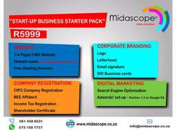 Start-Up Business Package