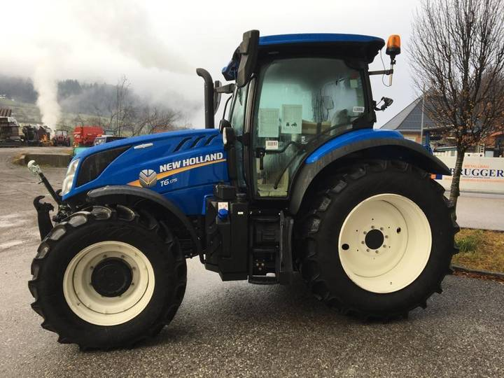 New Holland T6.175 - 2018