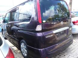 New look Nissan Serena Mint Wine Red Fully Loaded, Trusted Dealer