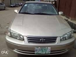 Cleanly used Reg first body toyota camry Drop light at give away price