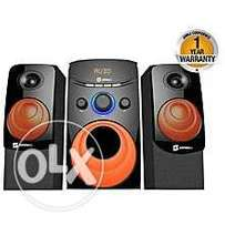 Sayonapps 2.1ch Multimedia Speakers System